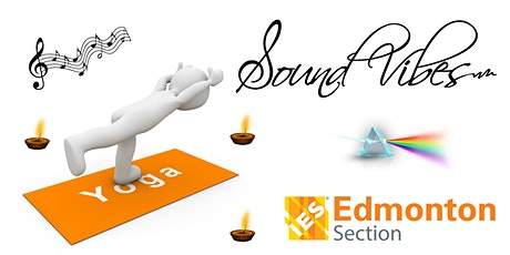 Online Yoga Session & Lighting for Wellness Discussion tickets
