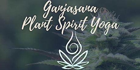 January Wolf Moon Ganjasana: Cannabis Yoga Ceremony tickets