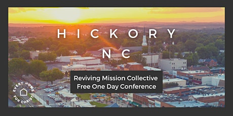 FREE Hickory, NC Pastors' Conference - March 11 (POSTPONED FROM FEB 18TH) tickets