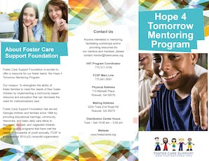 (Free) Hope 4 Tomorrow Orientation/Information Session tickets