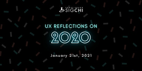 UX Reflections on 2020 tickets
