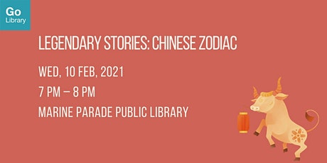 Legendary Stories: Chinese Zodiac tickets