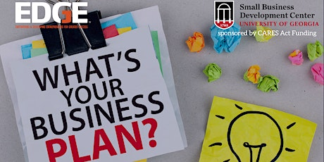 Your Entrepreneurial Journey Begins With Business Planning tickets