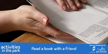 Read a Book with a Friend tickets