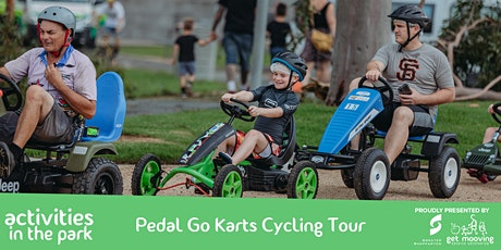 Pedal Go Karts Cycling Tour tickets