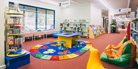 Saturday Storytime @ Toormina Library tickets