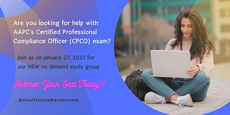 AAPC's CPCO™ Certification Masterclass Study Course | On-Demand tickets