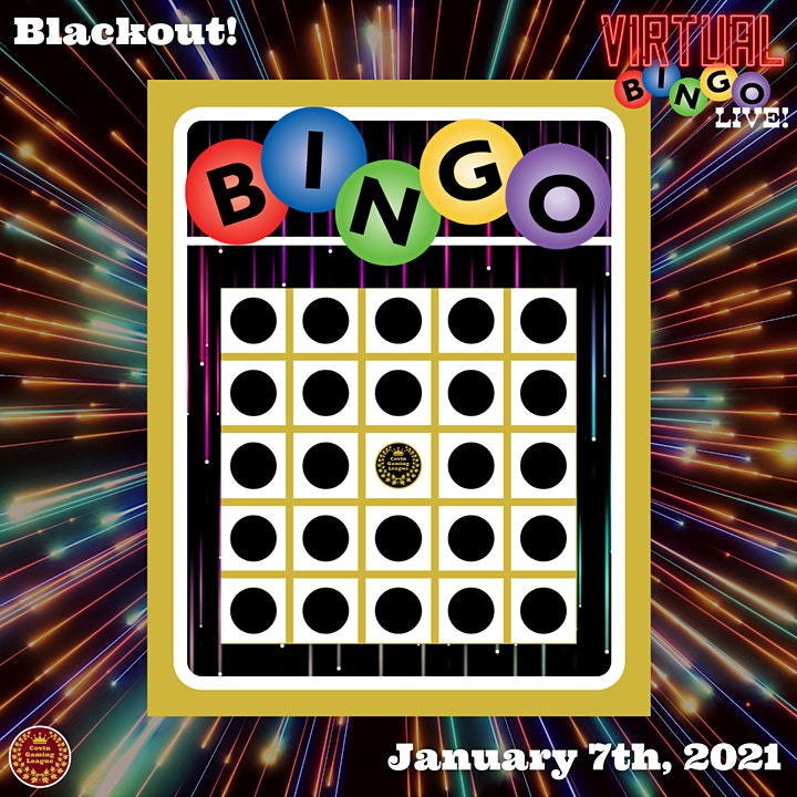 CGL's Virtual BINGO Live! image