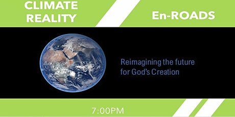 Reimagining the Future for God's Creation (overflow date) tickets