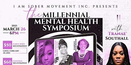 The Millennial Mental Health Symposium tickets