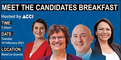 Meet The Candidates Breakfast tickets