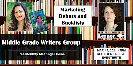Middle Grade Writers Group: Marketing Debuts and Backlists tickets