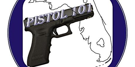 Pistol 101 tickets