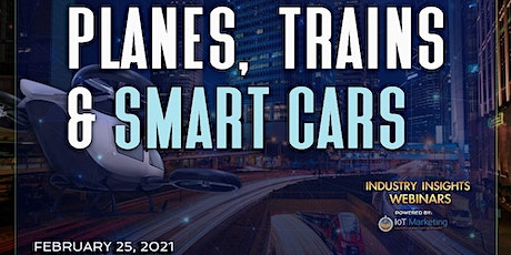 Planes, Trains & Smart Cars tickets