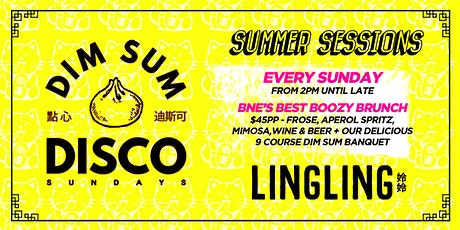 Dim Sum Disco - Summer Sessions tickets