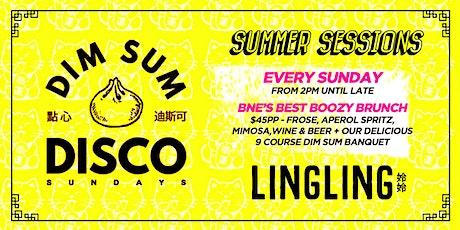 Dim Sum Disco - Summer Sessions tickets