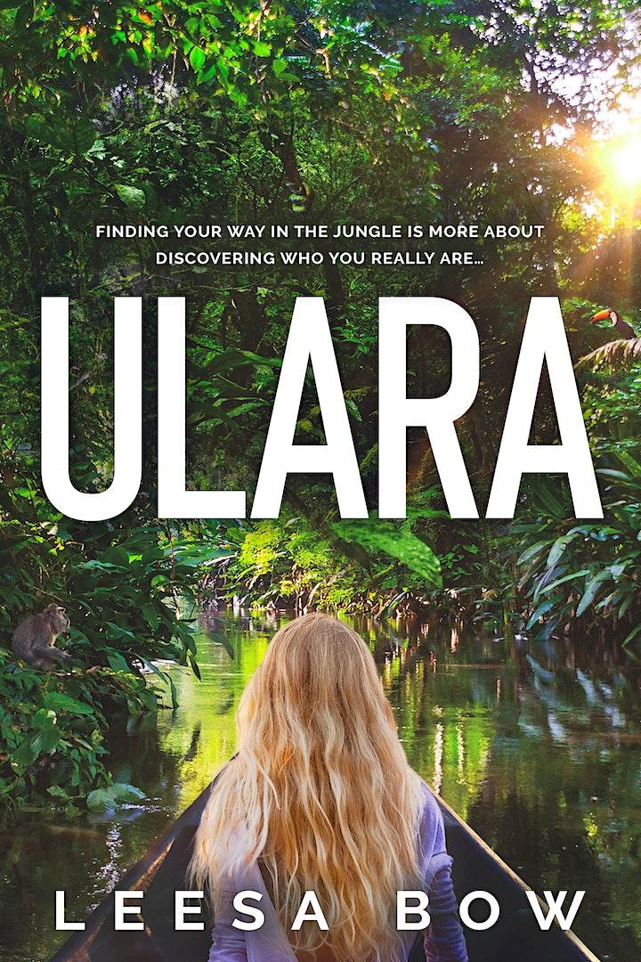 Book Talk Tuesday: Leesa Bow 'Ulara' image