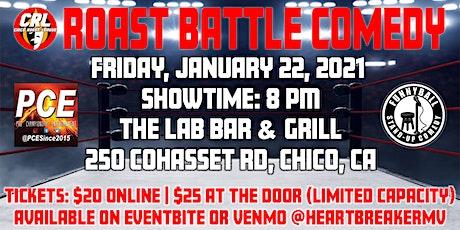 Roast Battle Comedy tickets