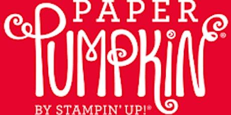 Paper Pumpkin Night February Kit 2021 tickets
