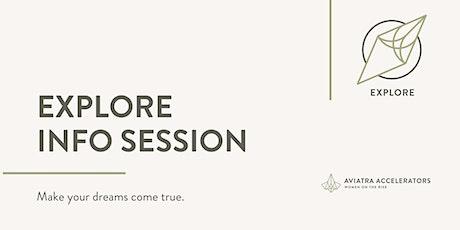 Aviatra - Dayton Winter 2021 EXPLORE® Info Session - II tickets