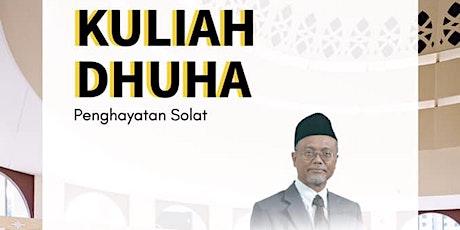 Kuliah Dhuha - Ustaz Pasuni Maulan tickets