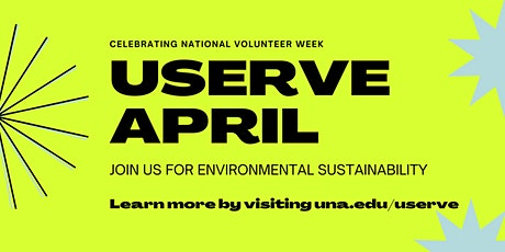 UServe: Environmental Sustainability/Building Stronger Communities tickets
