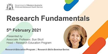 Research Fundamentals - 05 Feb tickets