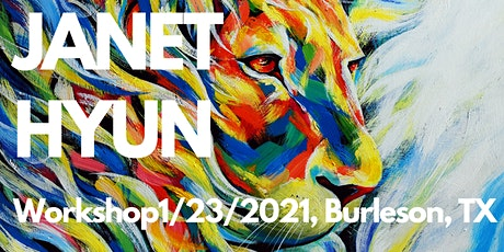 Janet Hyun Art workshop tickets