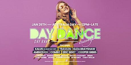 Tramp Aus DayDance - Day Party tickets