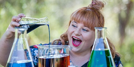 Nitro Nat - Science for Kids School Holiday Workshop tickets