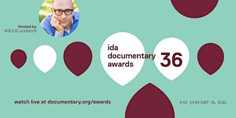 36th Annual IDA Documentary Awards tickets