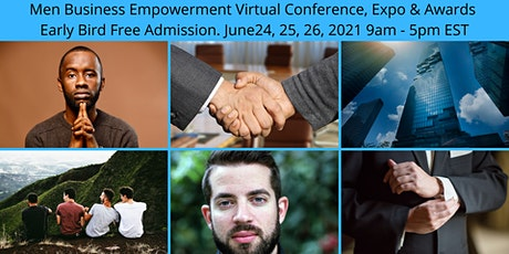 MEN BUSINESS EMPOWERMENT VIRTUAL CONFERENCE tickets