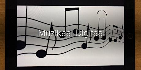 Muzikaal Digitaal-webinarweek tickets