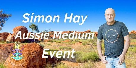Aussie medium, Simon Hay at Best Western Sanctuary Inn Tamworth tickets