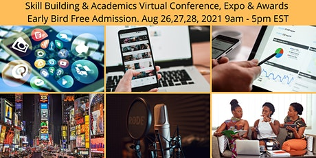 Skill Building Academic Virtual Conference tickets