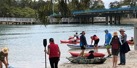 CURRUMBIN Paddleboarding and Kayaking Currumbin Creek tickets
