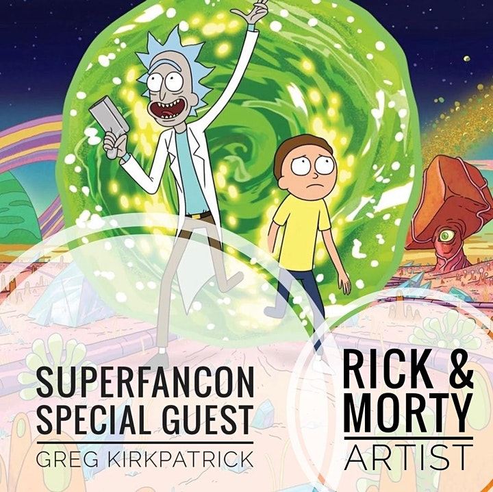 Superfancon: Comics, Collectibles, & Trading Card Show image