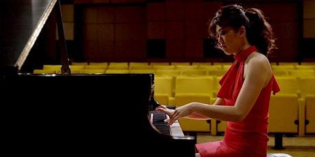 VCO Digital Recital: Gwhyneth Chen (Piano) biglietti