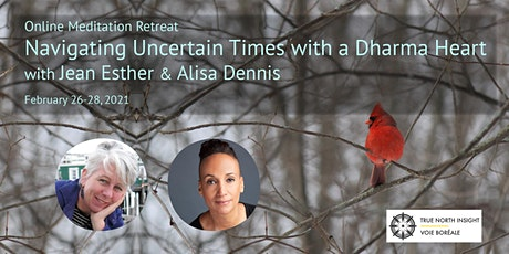 Navigating Uncertain Times with a Dharma Heart tickets