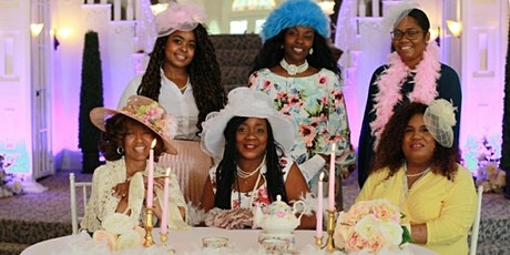 Tea Time With A Purpose Womens Conference 2021. Diamonds In The Rough entradas
