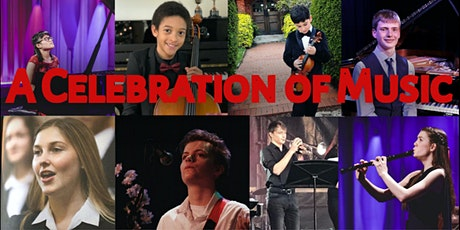 A Celebration of Music tickets