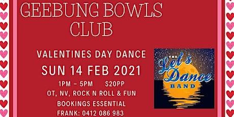 Geebung Bowls Club - Valentines Day Afternoon Dance tickets