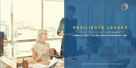 Resilience Leader (Full Virtual Workshop) tickets