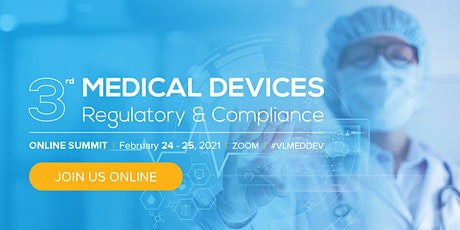 3rd Medical Devices: Regulatory and Compliance Online Summit tickets