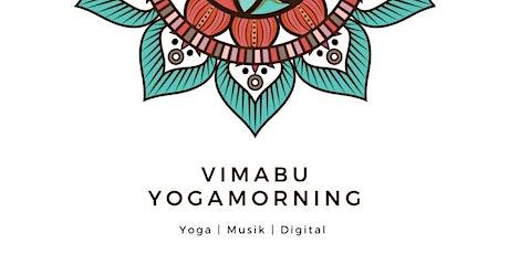 vimabu YOGAMORNING  - Yoga | Musik | Digital Tickets
