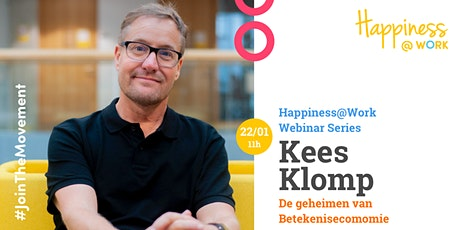 Online Webinar (dutch): Kees Klomp tickets