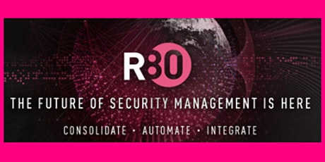 Check Point R80 Infinity Training - UK&I tickets