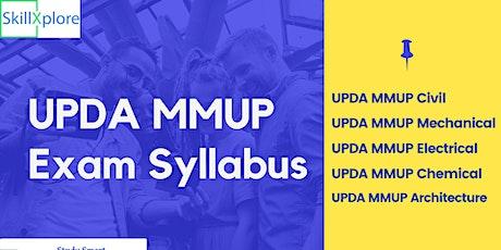 MMUP Exam Qatar | MMUP Exam Syllabus | MMUP Registration / Certification tickets