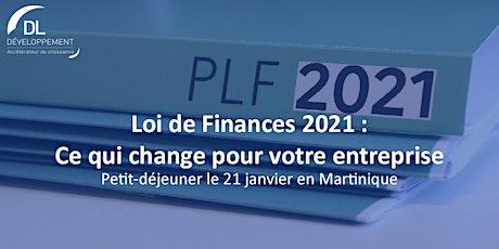 Loi de Finances 2021 : Ce qui change pour votre entreprise billets