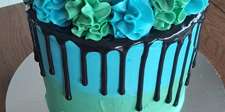 Cake Decorating: drip  cake tickets